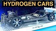 Hydrogen Cars - Toyota Mirai - Explained