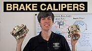 Performance Brake Calipers - 3 Ways To Improve Braking (Besides Red Paint)