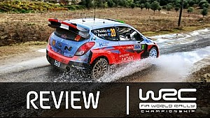 Rallye-WM auf Korsika: Rückblick
