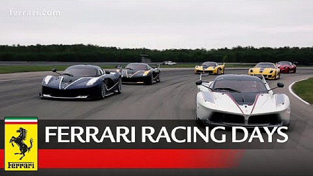 Ferrari Racing Days at NOLA Motorsport Park