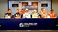 Post Qualifying Press Conference - 6 Hours of Fuji
