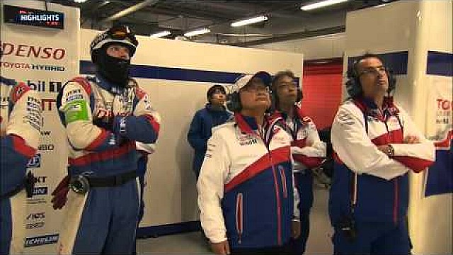 WEC 6 Hours of Fuji - Hour 3 Highlights