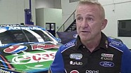 Russell Ingall subs for Chaz Mostert