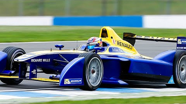 Team Profile: Renault e.dams