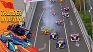 Race Highlights - Formula E Beijing ePrix 2015