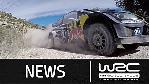 Rally de España 2015: Stages 6-9