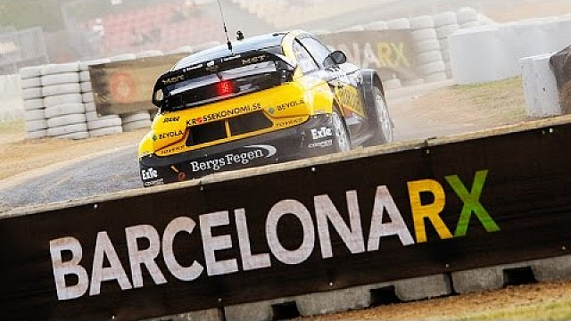 Supercar Heat 3 Race 6: Barcelona RX - FIA World Rallycross Championship