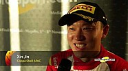 Ferrari World Finals | Top-3 interviews from Coppa Shell APAC Race 1 at Mugello
