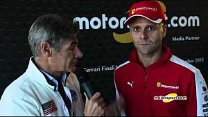 Finali Mondiali Ferrari | Intervista esclusiva con