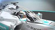 Piola interpreta l'ultima proposta FIA per proteggere il cockpit