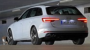 New Audi A4 Avant review