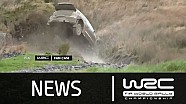 Wales Rally GB 2015: Stages 7-10