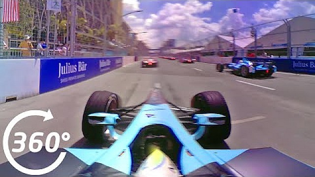 Formel E 360°: Start in Putrajaya