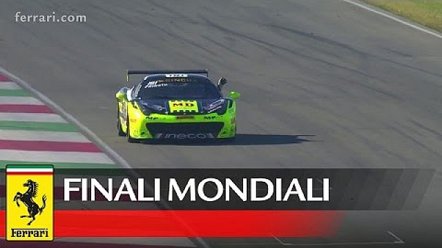 Ferrari Challenge - Prinoth wins Coppa Shell World Championship
