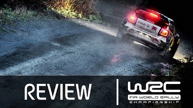 WRC Highlights - Wales Rally GB 2015: REVIEW CLIP