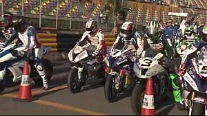 GP Macau Motorräder: Training