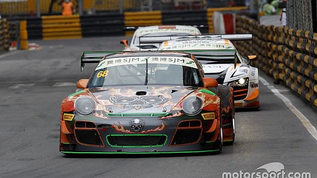 Kwalificatierace FIA GT World Cup, Macau