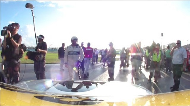 NASCAR Homestead: Onboard mit Jeff Gordon