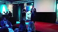 Il sindaco di Lugano presenta lo Swiss ePrix