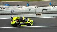 Monza Rally Show 2015: Valentino Rossi impegnato nella PS3