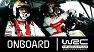 WRC - Rally de Gales GB 2015: A bordo Meeke SS4