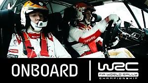 WRC - Wales Rally GB 2015: ONBOARD Meeke SS4