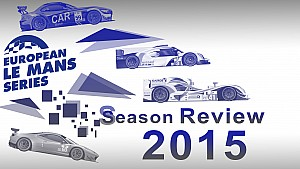 Résumé de la saison 2015 d'ELMS
