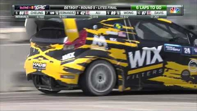 Red Bull GRC Detroit (I): Lites Final