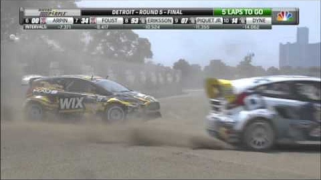 Red Bull GRC Detroit (I): Supercar Final