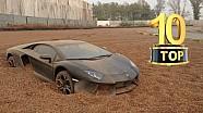 Top 10: Wie man seinen Sportwagen schrottet