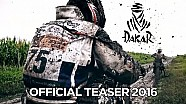 Official Teaser - Dakar 2016