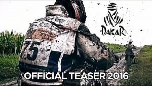Official Teaser - 2016 Dakar