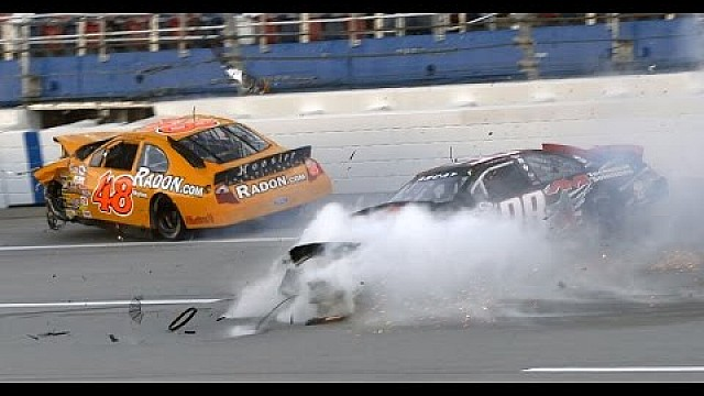 Biggest ARCA crashes of 2015
