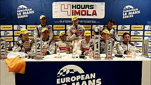 4 Hours of Imola - Race Press Conference