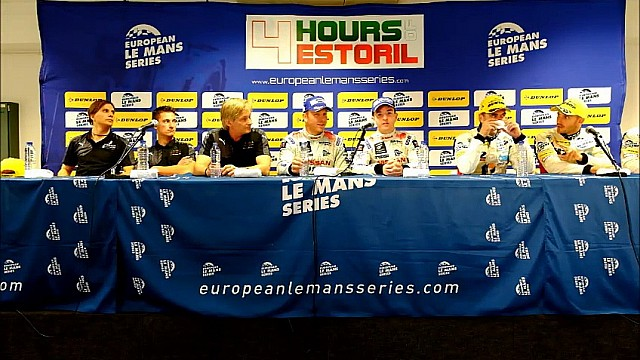 Champions Press Conference