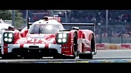 Porsche look back at 2015