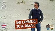 Jan Lammers - 2016 Dakar