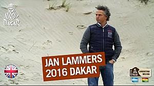 يان لامرز - رالي داكار 2016