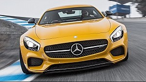 2015 Mercedes AMG GT S Hot Lap! - 2015 Best Driver's Car Contender