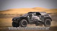 El rol de un copiloto, contado por el Team Peugeot Total | Dakar 2016