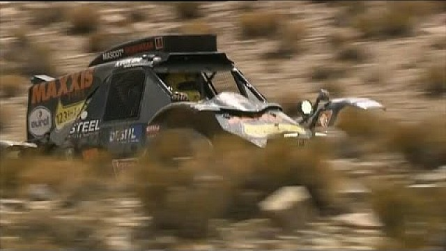 Dakar 2016: Restday for Tim Coronel after thunder, snow and rain