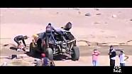 L'accident de Sébastien Loeb sur le Dakar 2016