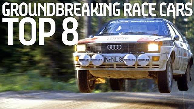 8 Racing Cars That Changed Everything!