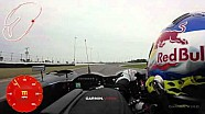 On Board avec Gustavo Yacaman au Roar before The 24