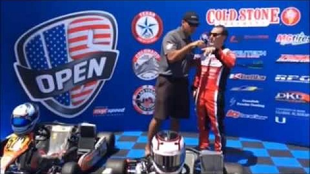 2015 Cold Stone US Open of Colorado - Rotax DD2 Masters Podium