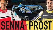 Formula E Race Off Announcement - Senna vs. Prost (Forza 6 eSports)