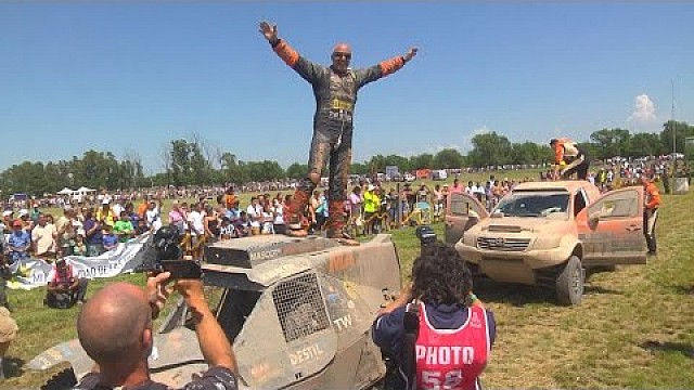 Dakar 2016: Tim Coronel wins solo class Dakar, Peterhansel's 12th victory, Tom coronel about 2017