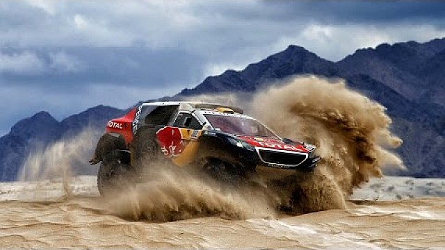 Dakar 2016: Action in der Wüste