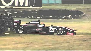 TRS Highlights - Ruapuna race 3
