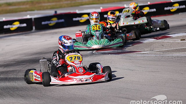 Live: Florida Winter Tour - Rotax at Homestead - Day 3